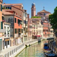 Channel street, Venice Orient Express