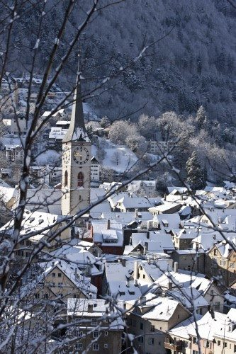 Chur in Winter