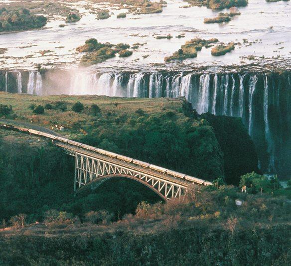 Pride Of Africa Victoria Falls