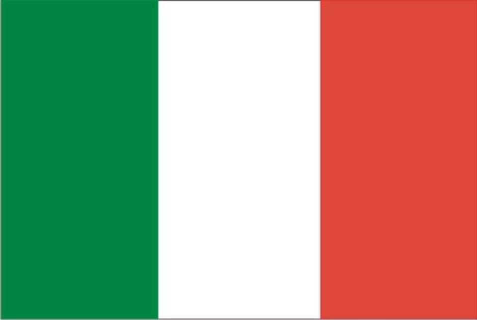 Italian Flag Orient Express Language