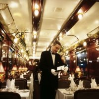 Orient Express Interior