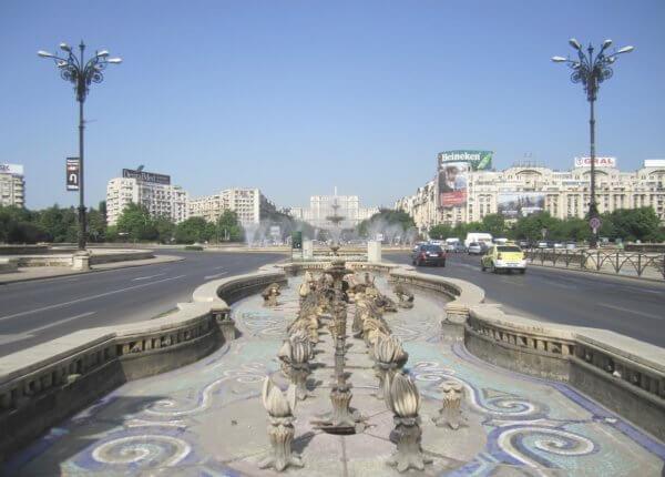 Istanbul to Paris Bucharest Orient Epxress