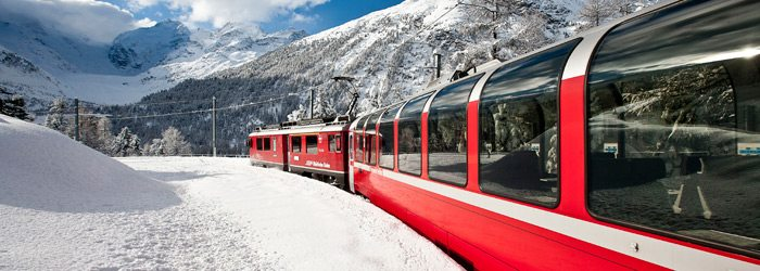 Glacier Express Holiday