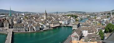 zurich by rail
