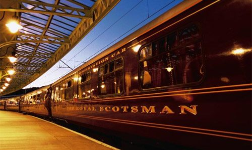 The Royal Scotsman Planet Rail Holidays