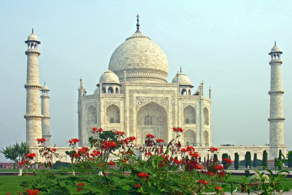 Taj Mahal Palace on wheels